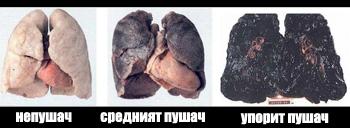 Цигари ефект