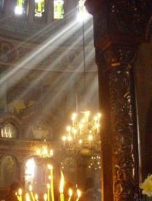 Свети Дух. Св. Ефрем, патр. Антиохийски