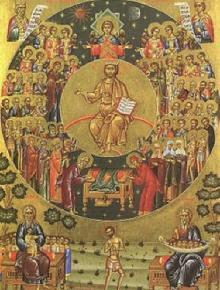Св. Александър Константинополски, Св. Йоан II Кападокс (Кападокийски)