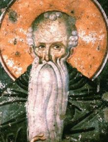 Св. преподобни Евтимий Велики