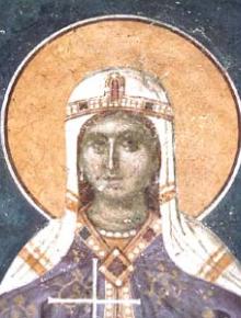 Св. великомъченица Варвара