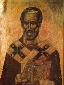 Св. Николай, архиепископ Мирликийски, Чудотворец