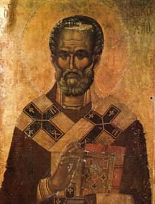 Св. Николай, архиепископ Мирликийски, Чудотворец(Никулден)