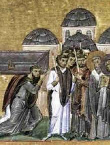 Пренасяне мощите на св. Йоан Златоуст