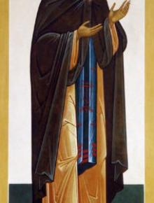 Св. преподобни Теодор Освещени