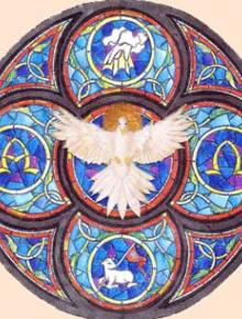 Свети Дух. Св. мчци Мануил, Савел и Исмаил. Св. мчк Манасий Габровски
