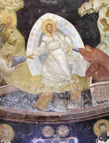 Събота на Великата седмица. Слизането на Иисуса Христа в ада