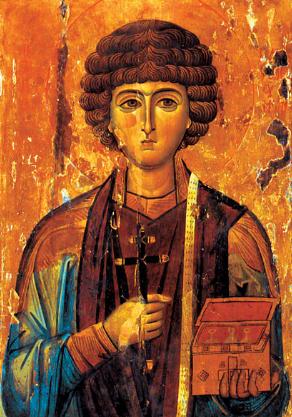 Св. Панталеймон Никомидийски