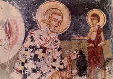Св. свещеномъченик Петър Александрийски(Отдание на Въведение Богородично)