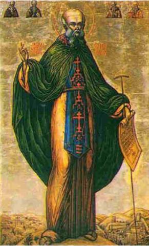 Св. Сава Освещени