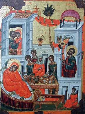 Рождество на Пресвета Богородица.