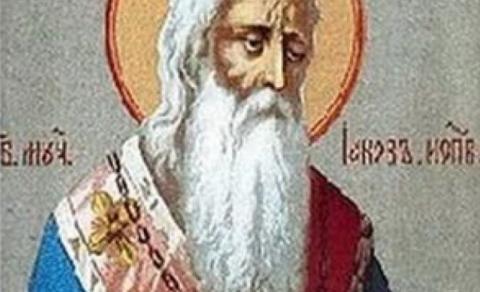 Св. преподобни Яков Изповедник