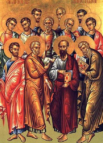 Събор на светите славни и всехвални дванадесет апостоли (Павловден)