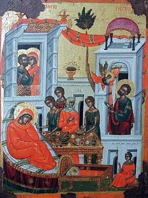 Рождество на Пресвета Богородица