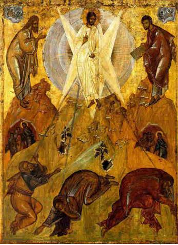 Свето Преображение на Господа Бога, нашия Спасител Иисус Христос